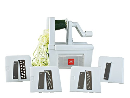 Paderno-World-Cuisine-Spiralizer-Counter-Mounted