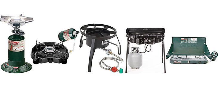 5 Best Portable Gas Stoves