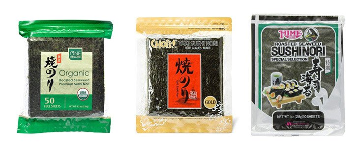 Best Nori Sheets for Sushi