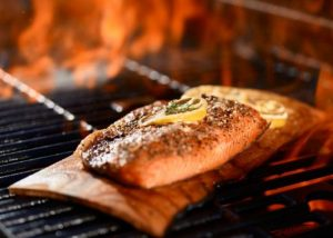 Best wood for smoking salmon