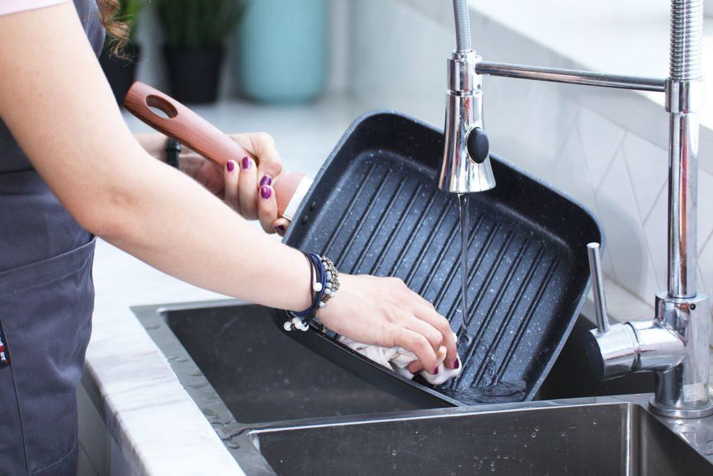 best kitchen faucet for portable dishwasher