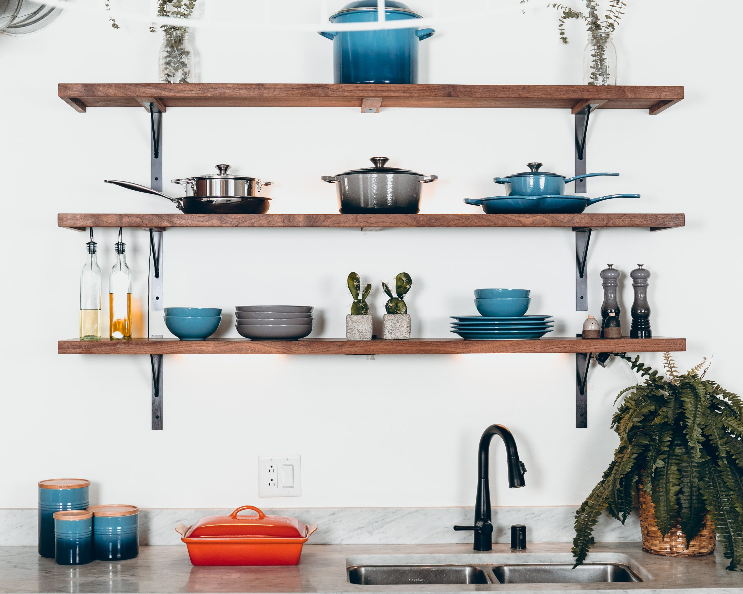 pots and pans with removable handles